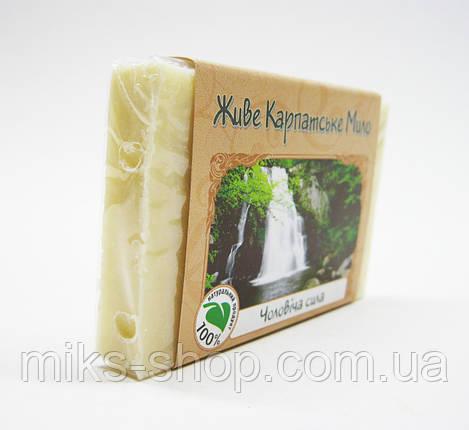 Натуральное мыло «Мужская сила», фото 2