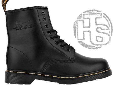 Чоловічі черевики Dr Martens Boots 1460 Smooth Black 11822006, фото 2
