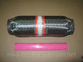 Труба гофрированная универсальная 50x230 (пр-во Bosal)