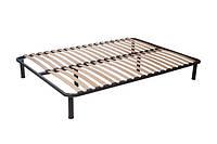 Мастер Форм  каркас кровати 160 250х1600х2000мм метал. с ламелями на ножках