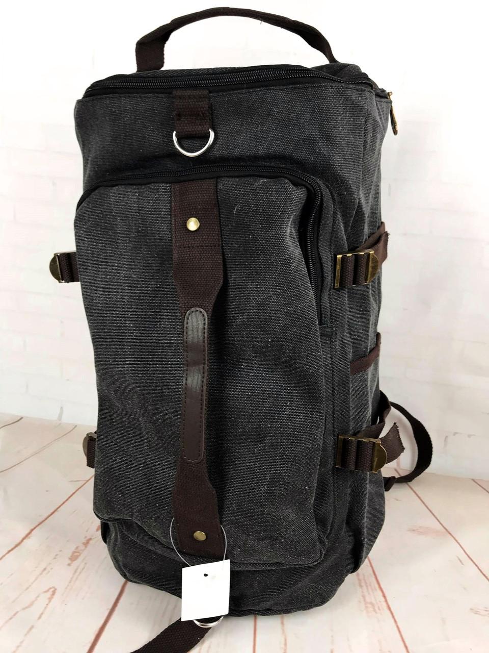 99f91f6a1cc3 Рюкзак мужской. Дорожный, вместительный рюкзак. Сумка-рюкзак КСС54-3, фото