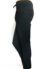 жіночі теплі штани на резинці, фото 2