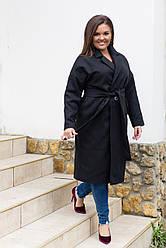 Женское пальто Миди 03866