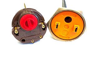 """Тэн для чугунной батареи с терморегулятором 800 W (нержавейка) с резьбой 1 1/4"""" BALCIK Турция., фото 3"""
