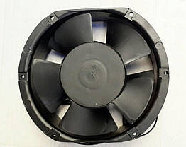 Вентилятор Tidar (220V, 0.29A) 172х150х50 мм (овальный), фото 3