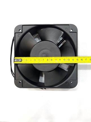 Вентилятор Tidar (220V, 0.31A) 150х150x50 мм (квадратный), фото 2