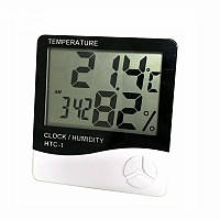 Цифровой термометр и гигрометр для детской комнаты