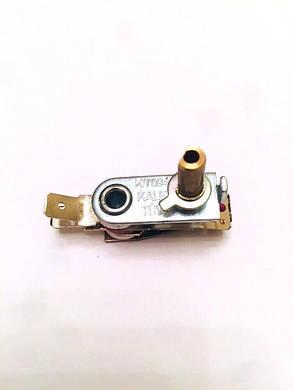 Терморегулятор KT094 / 250V / 10A / h=15мм(Турция) с игогнутой клеммой, фото 2