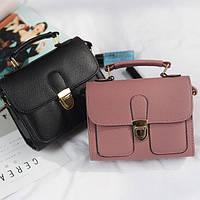 Женская мини сумочка Черный