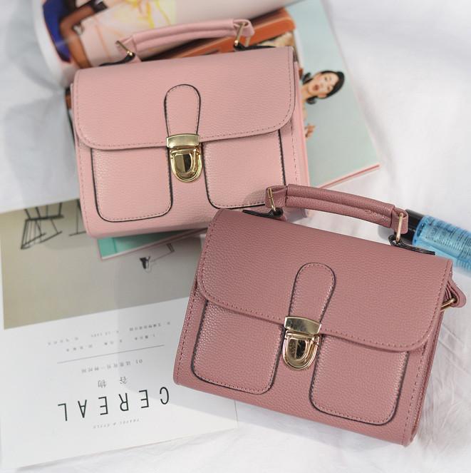 ac6b08a1350c Женская мини сумочка Светло-розовый, цена 425 грн., купить в Днепре ...