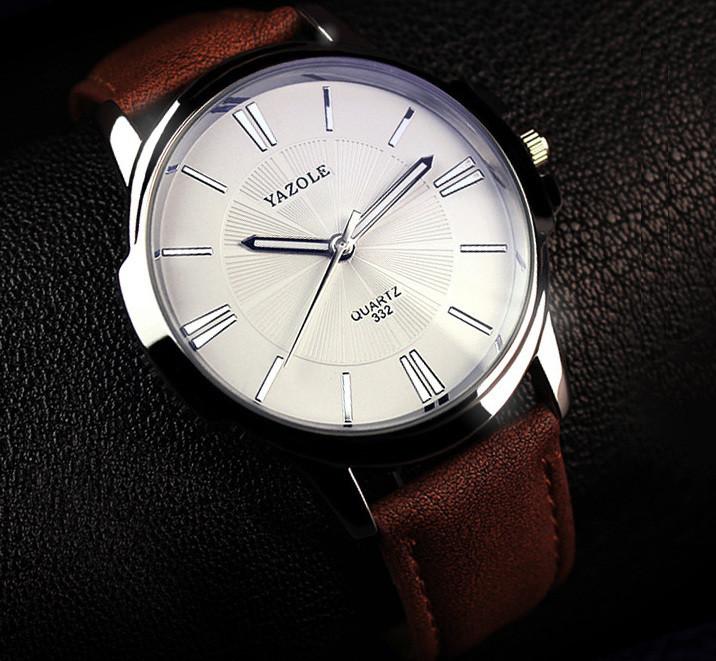 Заказать копии часы наручные мужские yazole