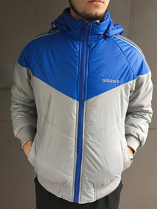 Мужская куртка Adidas , фото 2