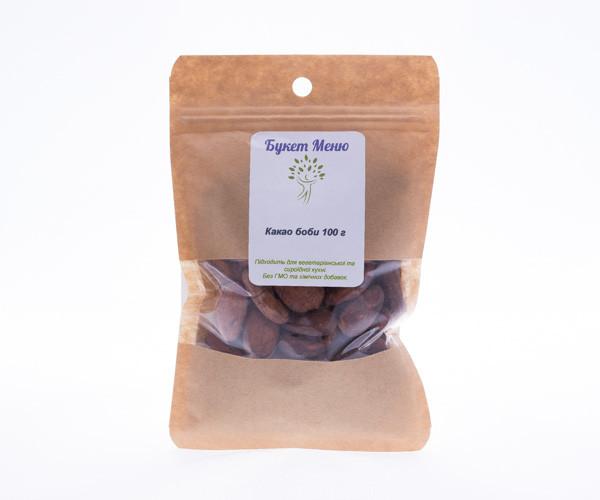 Какао бобы 100 г