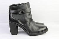 Женские кожаные ботинки Minelli, 39р., фото 1