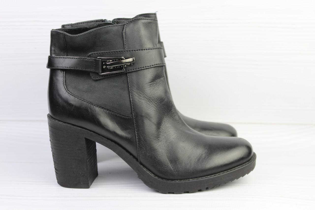 Женские кожаные ботинки Minelli, 39р.