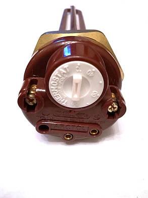 Тэн прямой резьбовой для водонагревателей 2000W  / L=265мм, фото 2