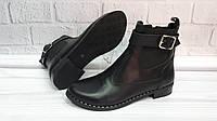 Ботиночки женские кожаные! Украина