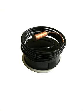 Термометр капиллярный Pakkens ø52мм / длинна капилляря 1м / Tmax=120°С / Турция, фото 2