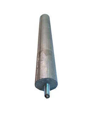 Анод магниевый Ø26мм / L=200мм / резьба M6x15мм Украина, фото 2