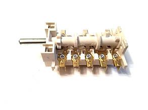 Переключатель 7-ми позиционный ПМ 006 для электроплит Италия, фото 2