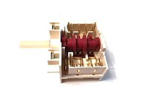 Переключатель 7-ми позиционный ПМ066 для электроплит Италия, фото 2