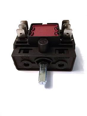 Переключатель 4-x позиционный AC304A / 250V / 16A / T150 для электроплит и духовок / Argeson / Турция, фото 2