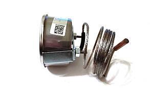 Термометр капиллярный Pakkens ø60мм / Tmax=350°С / длинна капилляра 1м / Турция, фото 2