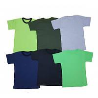 Мужская трикотажная футболка р. 48-56