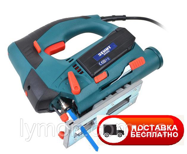 Лобзик ЗЕНИТ ЗПЛ-950 Профи (кейс) 950Вт (834280)