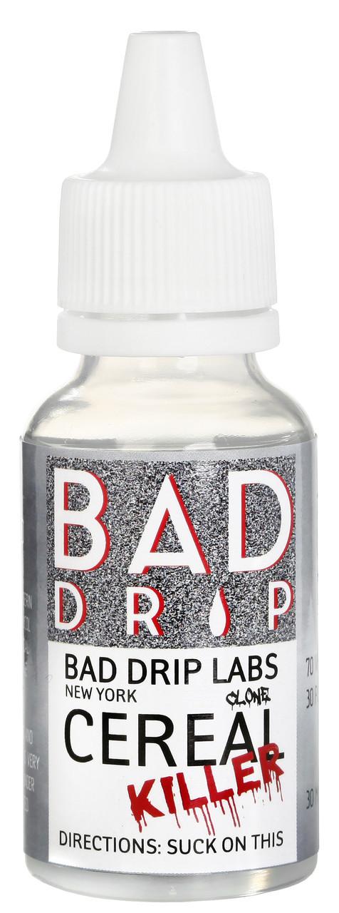 Авторская жидкость  Cereal Killer - Bad Drip Labs пластиковый флакон 120 мл., 1.5 ni