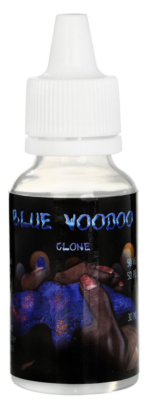 Авторская жидкость  Blue Voodoo - Mister-E-Liquid пластиковый флакон 120 мл., 6 ni