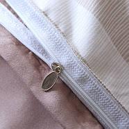 Комплект постельного белья Белое сердце (двуспальный-евро) Berni, фото 6