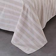 Комплект постельного белья Белое сердце (двуспальный-евро) Berni, фото 7