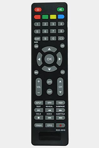 Пульт для TV Bravis RC01-s512, Supra, Akai (LED TV), фото 2