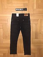 Джинсовые брюки на флисе для мальчиков оптом, F&D, 134-164 рр., арт.F258, фото 4