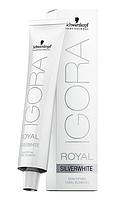 Тонуючий барвник для волосся Igora Royal SilverWhite Schwarzkopf Professional, фото 1