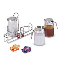 Игрушечный набор для завтрака детский (Breakfast Caddy Set) ТМ Melissa & Doug MD9359
