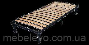 Односпальный каркас под матрас Steel plus 70х190 ЕММ h25 Viva с регулировкой жесткости на ножках 150кг