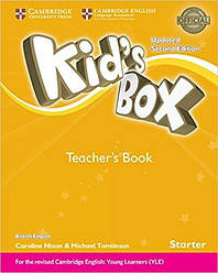 Kid's Box Updated 2nd Edition Starter Teacher's Book British English