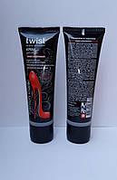 Крем для обуви Twist Твист тюбик темно-коричневый 75 мл с апликатором