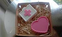 """Подарочный/сувенирный набор мыла для рук """"Для врача/для врача скорой помощи"""", фото 1"""
