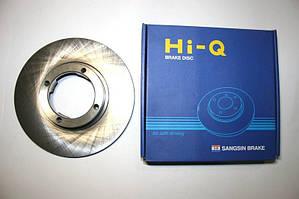 Диск тормозной МАТИЗ Hi-Q (1 шт.)