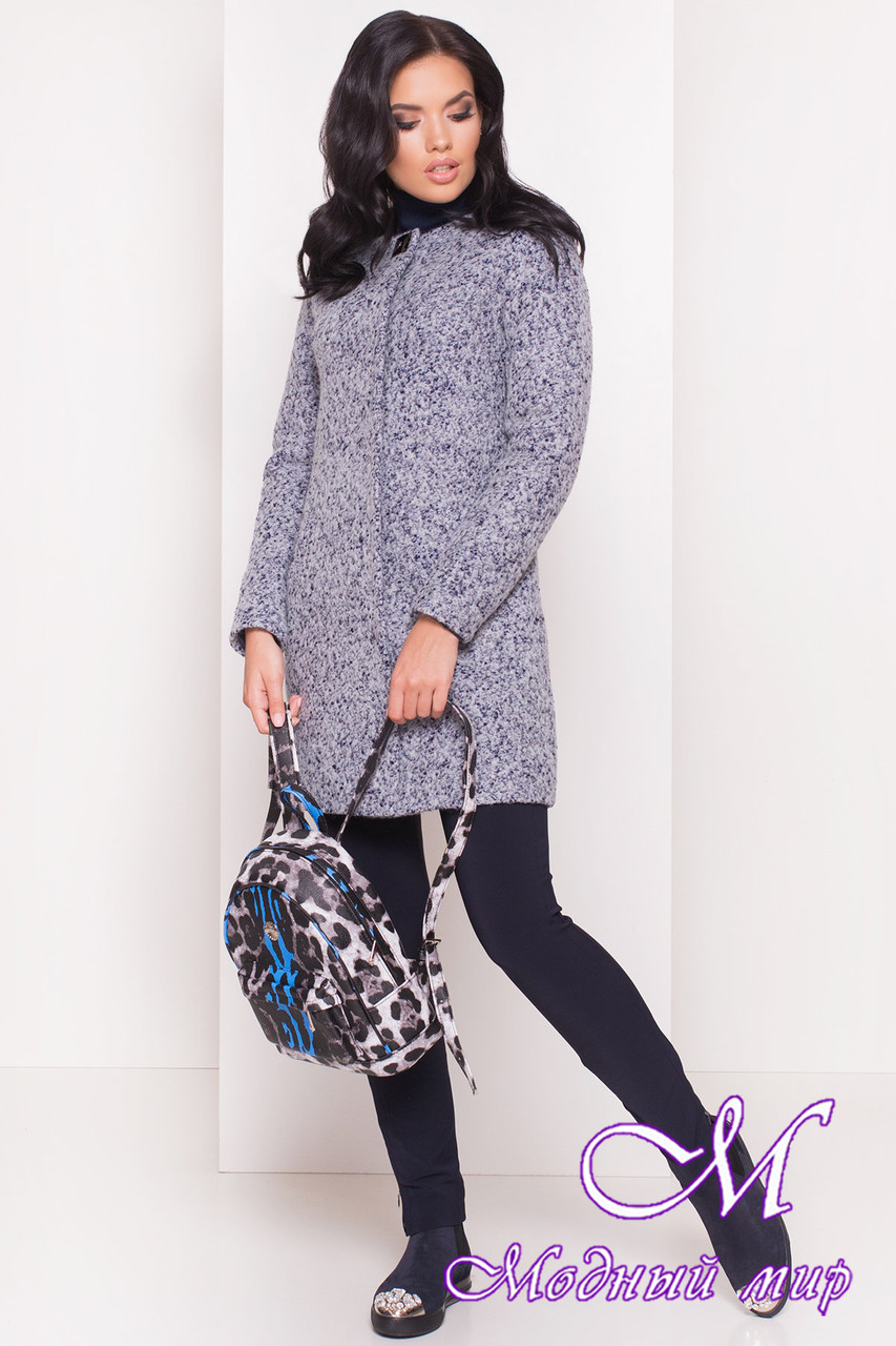 Женское красивое осеннее пальто (р. S, M, L) арт. Фортуна лайт 8181