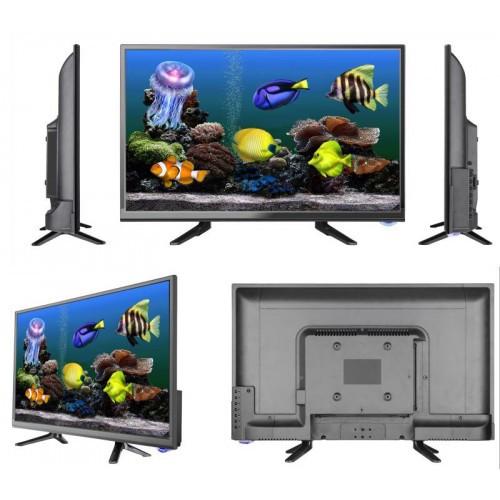 """LED Телевізор 32 дюйма (32"""") DOMOTEC 32LN4100 DVB-T2 з USB, HDMI і тюнером DVB-T2"""