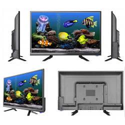 """LED Телевизор 32 дюйма (32"""") DOMOTEC 32LN4100 DVB-T2 с USB, HDMI и тюнером DVB-T2"""