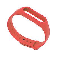 Ремешок для фитнес браслета Xiaomi Mi Band 2 красный