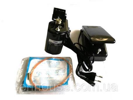 Электропривод для оверлока YDK YM-50 180W, фото 2