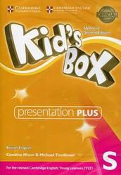 Kid's Box Updated 2nd Edition Starter Presentation Plus DVD-ROM British English