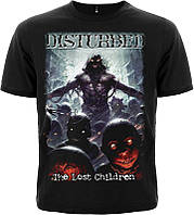 "Футболка Disturbed ""The Lost Children"", фото 1"