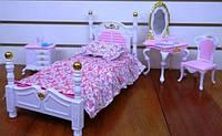 Мебель для куклы Спальня Gloria 2319